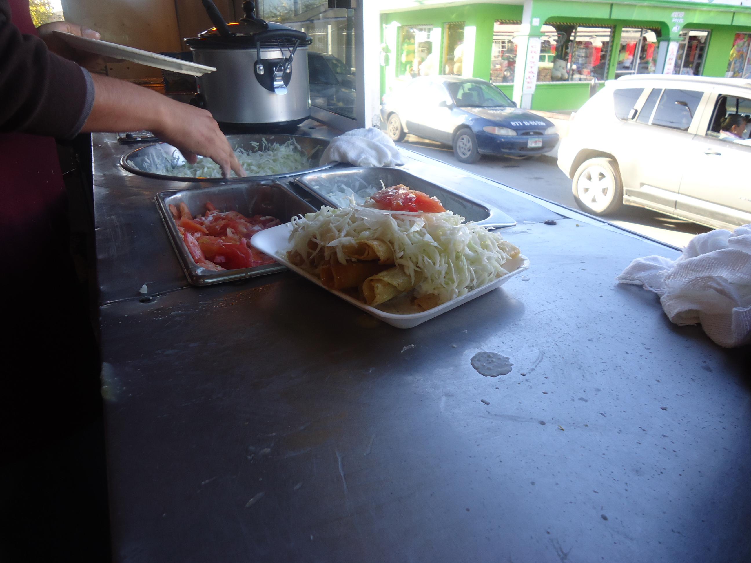 Taquitos Food Truck Columbus
